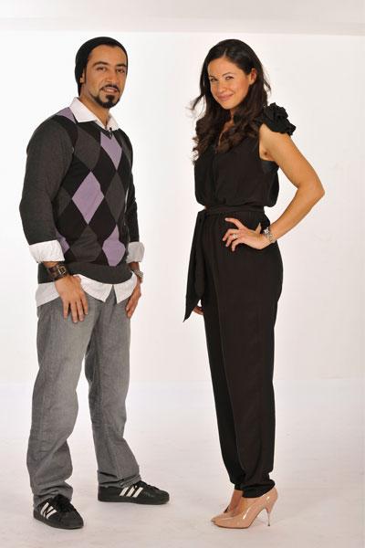 صور مقدمي برنامج أرب قوت تالنت الموسم الثالث - Arabs Got Talent 2013