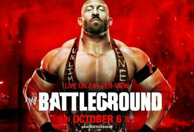 نتائج عرض مصارعة مهرجان باتل جراوند 6-10-2013 , تقرير مكتوب عن نتائج عرض Battle Ground 2013