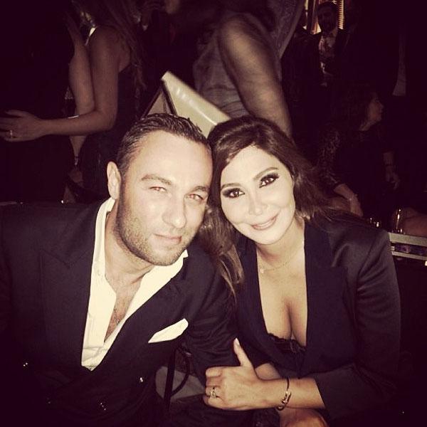 صور اليسا مع صديقها فهل يكون زوجها 2014