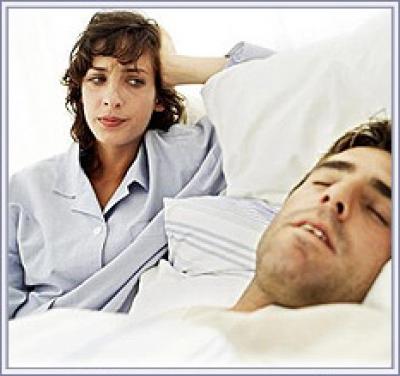 كيفية التخلص من صوت الشخير عند النوم