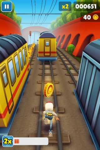 ���� ����� �� ���� �� ��� ��������� Subway Surfers For PC V1.3