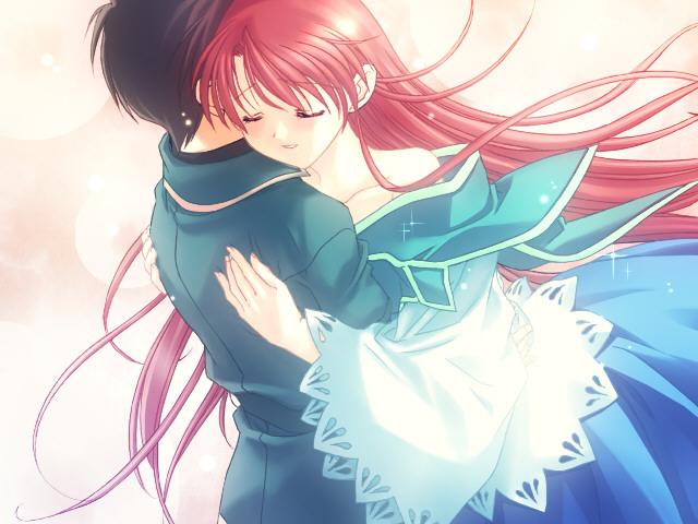 صور انيمشن رومنسية جديدة Pictures romantic anime