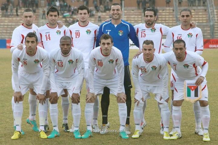 اهداف مباراة الاردن و الكويت الودية اليوم الاربعاء 9-10-2013 الاردن 1- 1 الكويت
