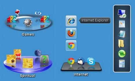 تحميل برنامج فينسيس free download Fences 2.1