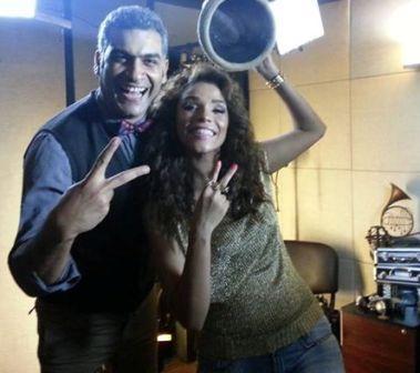 يوتيوب اغنية هانى عادل وامينة مين بيكلم مين 2013 mp3 من فيلم هاتولى راجل 2013