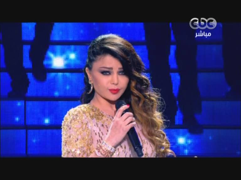 يوتيوب اغنية بهرب من عنيك هيفاء وهبي ستار اكاديمي 9 Star Academy الخميس 10-10-2013