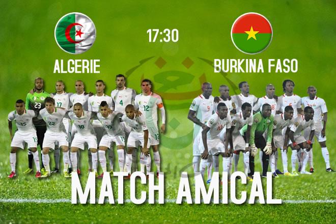 موعد و توقيت مباراة الجزائر و بوركينا فاسو في تصفيات كاس العالم اليوم السبت 12-10-2013