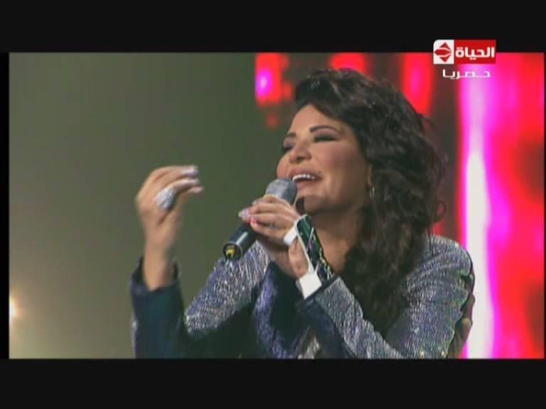 صور المطربة الاماراتية احلام في برنامج ذا وينر از علي قناة الحياة يوم الجمعة 11-10-2013