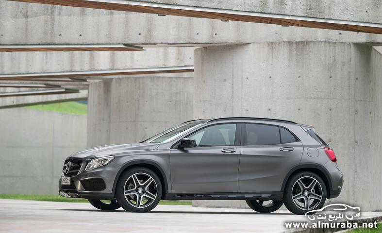 اسعار و موصفات سيارات Mercedes-Benz GLA 2015