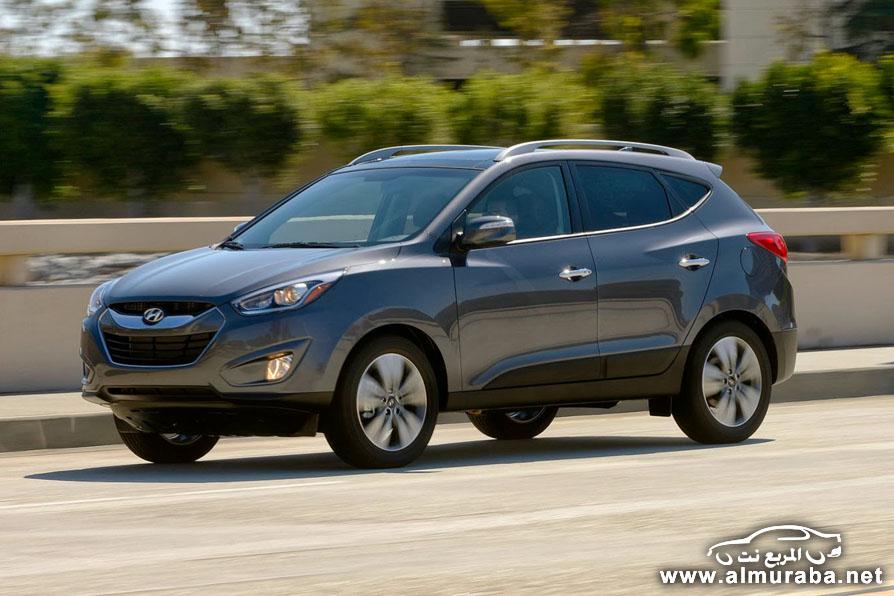 ��� ������� �����, ����� � ������ ������ Hyundai Tucson