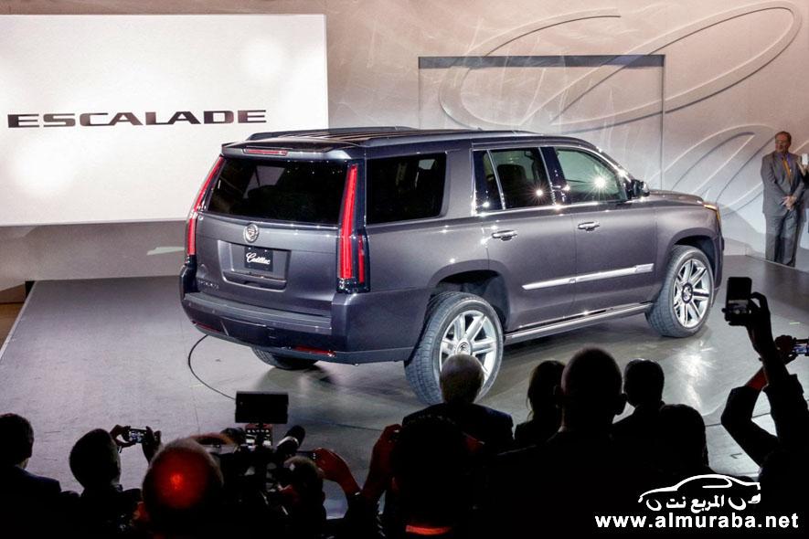 ��� ������� 2015 , ����� � ������� ������ Cadillac Escalade 2015