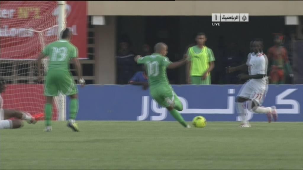 يوتيوب هدف سفيان فيغولي , Sofiane Feghouli في مرمي بوركينا فاسو اليوم السبت 12-10-2013