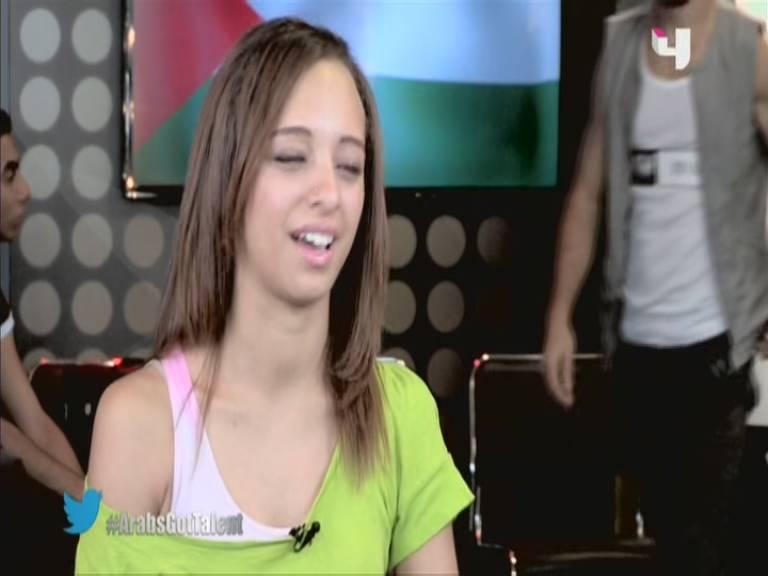 ��� ���� ������ �� ��� , ����� ���� - ��� ��� ����� 3 - 3 Arabs Got Talent