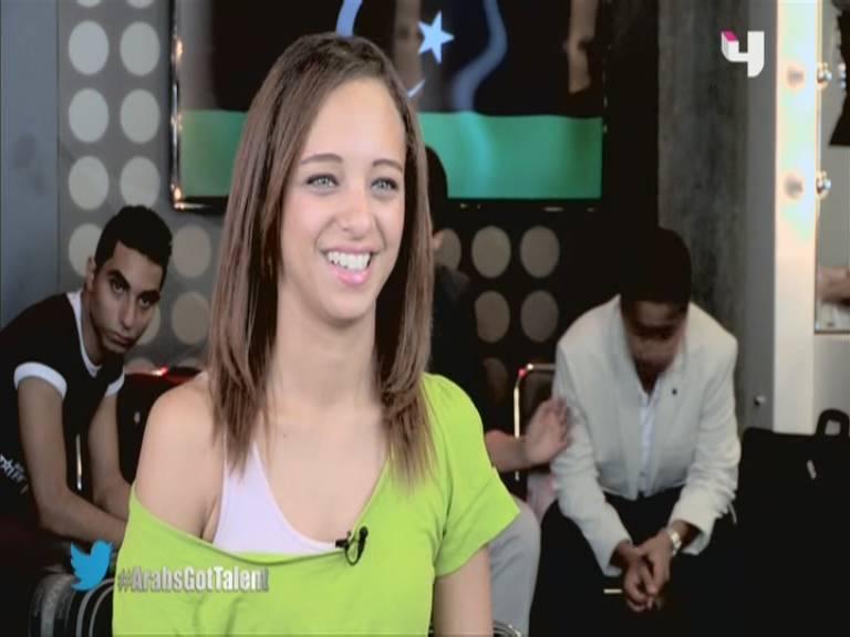 صور هدير الحامي من مصر , راقصة بالي - أرب قوت تالنت 3 - 3 Arabs Got Talent