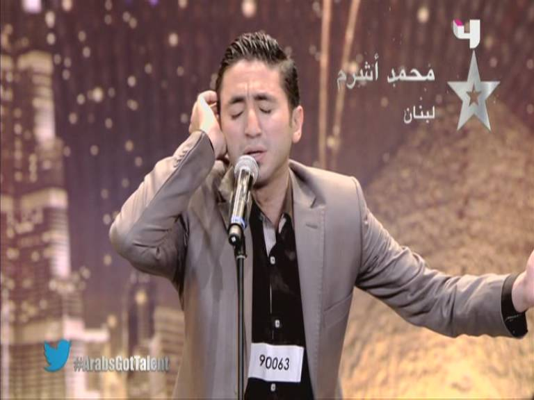 ������ ��� ��� ����� ������ ������ ���� ���� ����� , 3 Arabs Got Talent ����� 12-10-2013