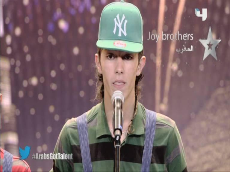 يوتيوب اداء فرقة joy brothers - رقص المغرب أرب قوت تالنت 3 - Arabs Got Talent السبت 12-10-2013