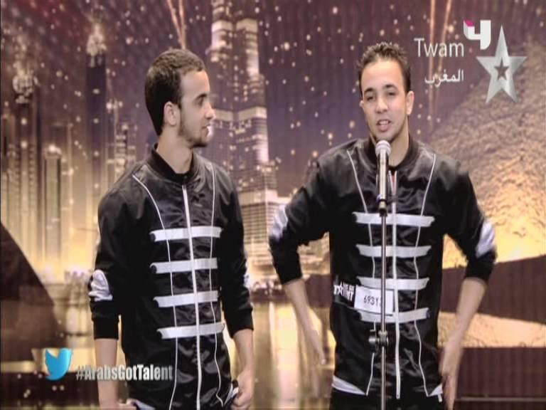 ������ ���� ���� Twam - ������ -��� ��� ����� - Arabs Got Talent ����� 12-10-2013