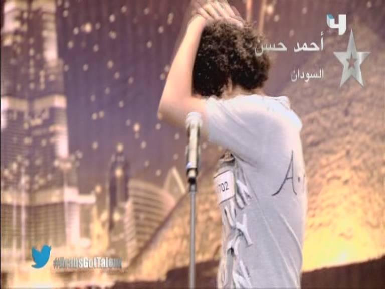 ������ ���� ���� ��� - ������� , ���� ��� - ��� ��� ����� - Arabs Got Talent ����� 12-10-2013