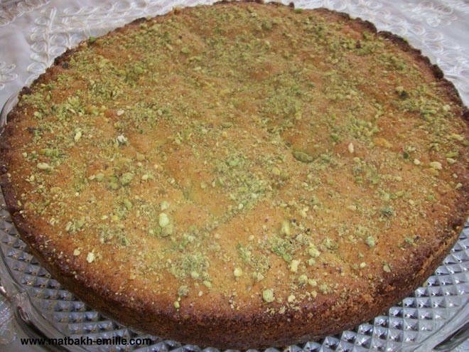 طريقة عمل حلويات اردنية