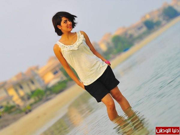صور هيا عبد السلام وتقول جسمي مثالي