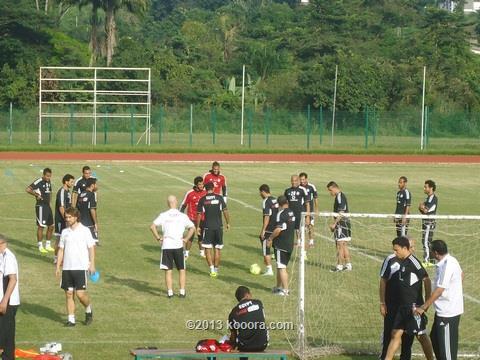 تشكيلة المنتخب المصري غانا في تصفيات كاس العالم 15-10-2013