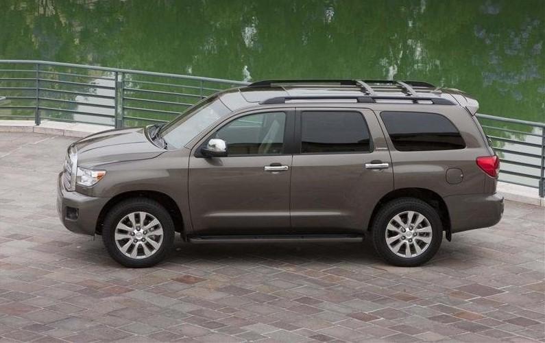 ��� ����� ������ ������ 2014 Toyota Sequoia