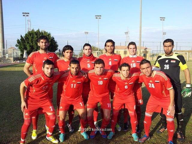نتيجة مباراة سوريا و سنغافور في تصفيات امم اسيا 2015 اليوم الثلاثاء 15-10-2013