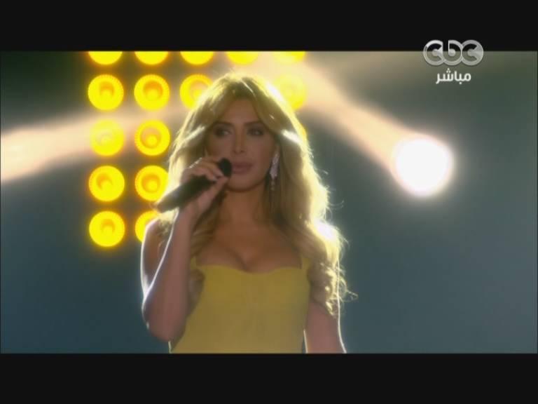 يوتيوب اغنية غازلني نوال الزغبي - 9 Star Academy الخميس 17-10-2013