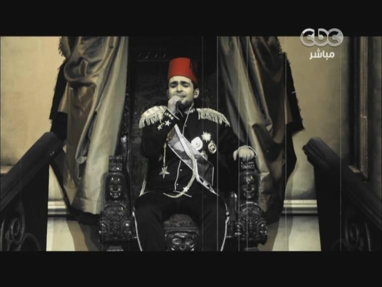 يوتيوب اغنية الف ليلة و ليلة محمود محي ستار اكاديمي 9- Star Academy الخميس 17-10-2013