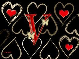 صور حرف v , خلفيات حرف V متحركة , صور لعشاق حرف V