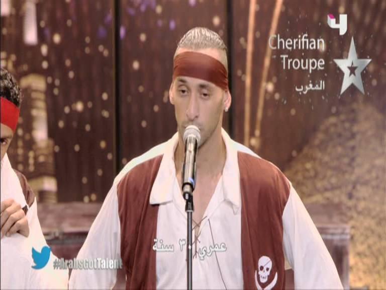 ������ ���� ���� cherfian Troupe - ������ - ��� ��� ����� - Arabs Got Talent ����� 19-10-2013