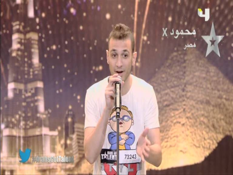 ������ ���� ����� ��� x - ���- ��� ��� ����� - Arabs Got Talent ����� 19-10-2013