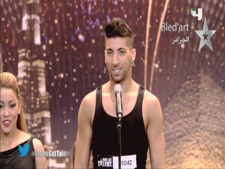 ������ ���� ���� Bled art - ������� - ��� ��� ����� - Arabs Got Talent ����� 19-10-2013