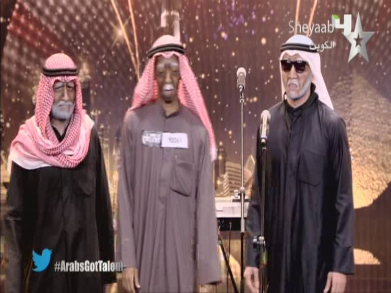 ������ ���� ���� ������ - Sheyaab - ������ - ��� ��� ����� - Arabs Got Talent ����� 19-10-2013