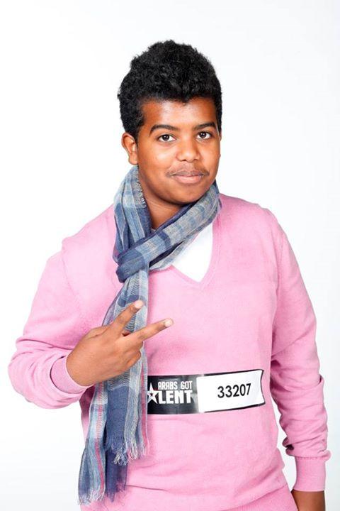 صور عبد المجيد عبدالله من اليمن في برنامج Arabs Got Talent 3