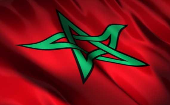 خلفيات علم المغرب متحركة 2019 ,flag of Morocco