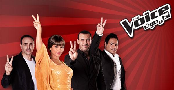 برنامج the voice 2014 علي قناة mbc