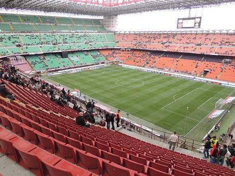 AC Milan vs FC Barcelona mardi 22-10-2013 Ligue des Champions