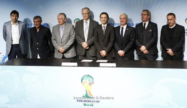 البرتغال تواجه السويد - وفرنسا تصطدم بأوكرانيا في الملحق الأوروبي لتصفيات المونديال 2014