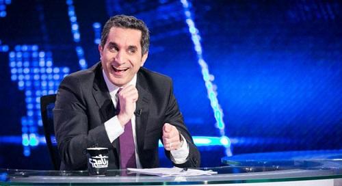 باسم يوسف يفجر المفاجآت وأعدكم بالضحك يوم الجمعة 25-10-2013