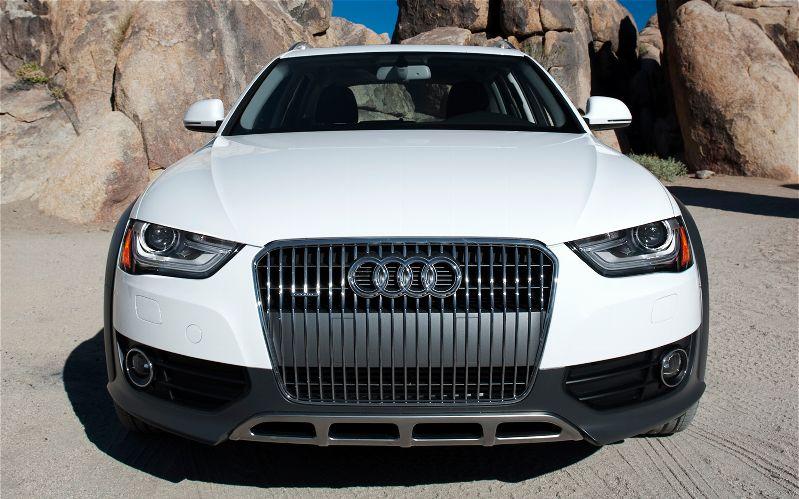 ����� ���� ������ 2014 Audi Allroad