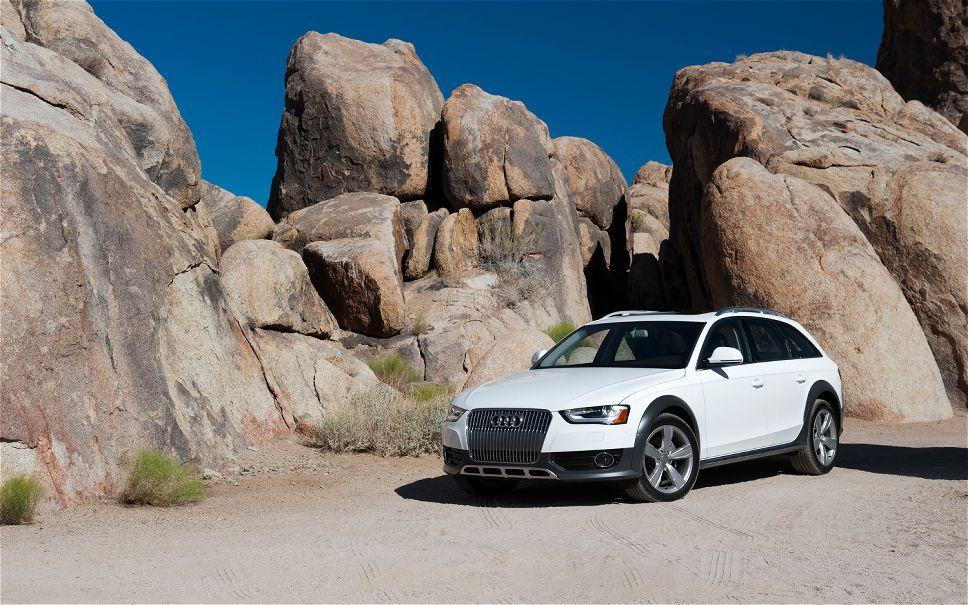 ������� ���� ������ 2014 Audi Allroad