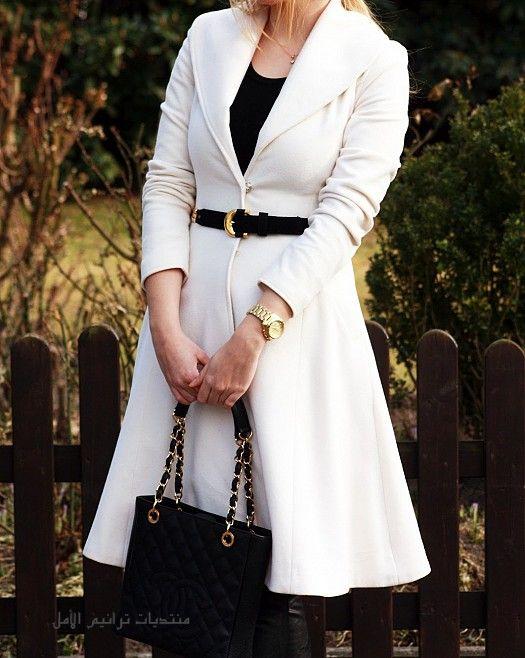 أزياء محجبات تركية لفصل الشتاء 2014