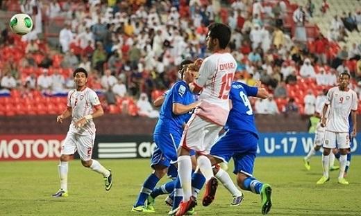 منتخب الإمارات يودع مونديال الناشئين رسميا على أرضه بعد الخسارة الثالثه