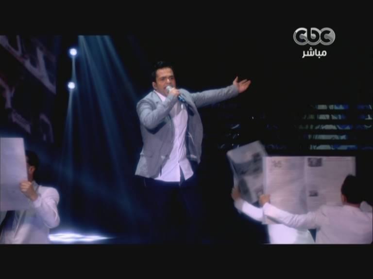 يوتيوب اغنية الليلة - محمود محي - ستار اكاديمي 9- Star Academy الخميس 24-10-2013