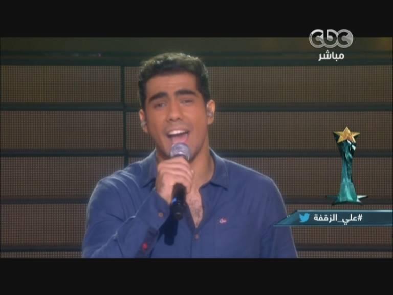 يوتيوب اغنية قولي احبك - طاهر مصطفي - ستار اكاديمي 9- Star Academy الخميس 24-10-2013