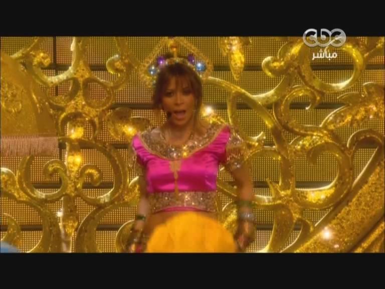 يوتيوب اداء سكينة و عبدالله - العرض الهندي - ستار اكاديمي 9- Star Academy الخميس 24-10-2013