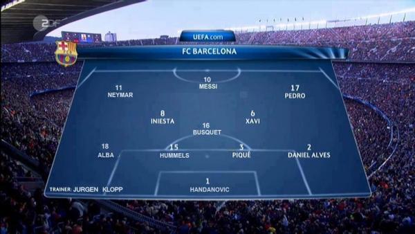 Barcelona vs Real Madrid 26 oct 2013 La Liga