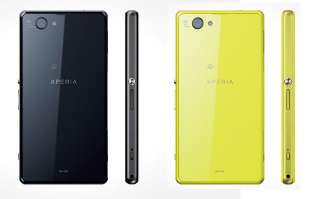 هاتف Xperia Z1 mini فى اليابان