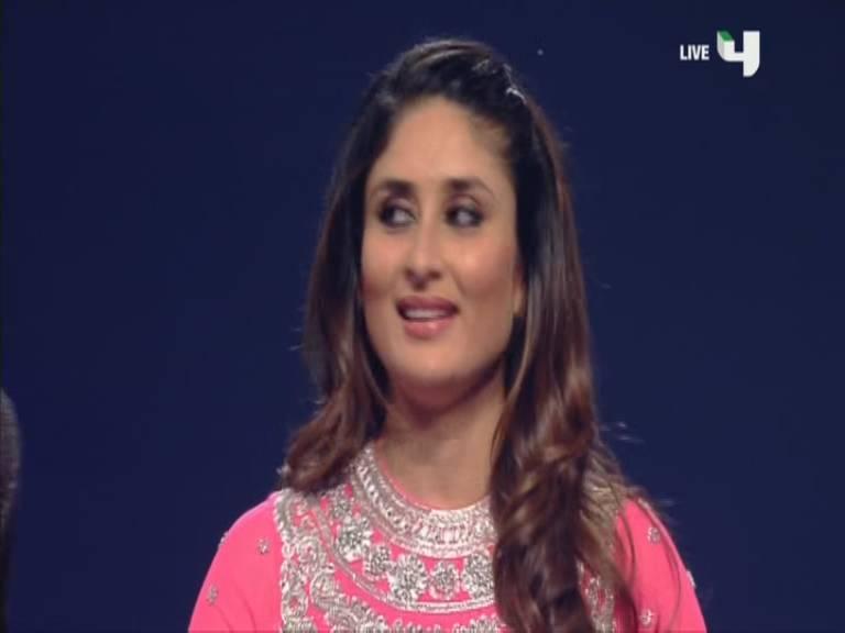 صور كارينا كابور في برنامج أرب قوت تالنت - Arabs Got Talent السبت 26-10-2013